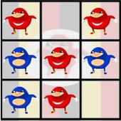 Ugandan Knuckles Tic-Tac-Toe icon