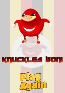 Ugandan Knuckles Tic-Tac-Toe screenshot 2