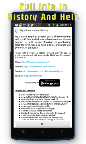 My Volume Schedule Manage Audio Volume Profile Apk 2 1 Download For Android Download My Volume Schedule Manage Audio Volume Profile Apk Latest Version Apkfab Com