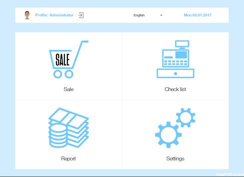 FranPOS Lite - Point of sale screenshot 1