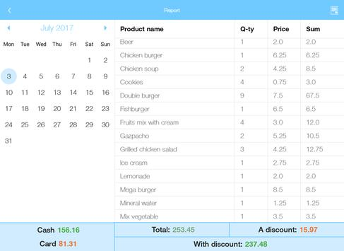 FranPOS Lite - Point of sale screenshot 5