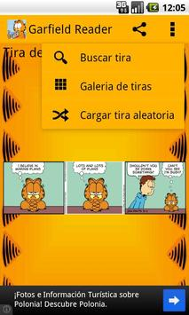 Garfield Reader (Unofficial) apk screenshot