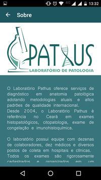 Pathus Laboratório screenshot 3