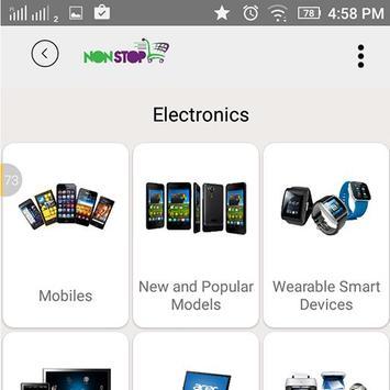 NONSTOPKART apk screenshot