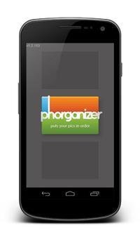 Phorganizer poster