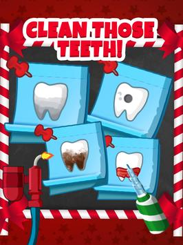 Crazy Santa Christmas Dentist screenshot 14