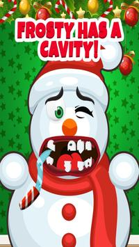 Crazy Santa Christmas Dentist screenshot 2