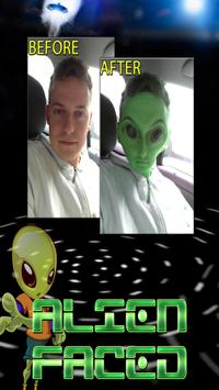 AlienFaced screenshot 3