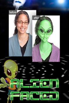AlienFaced screenshot 1