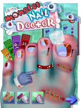 Crazy Monster Toe Nail Doctor screenshot 6
