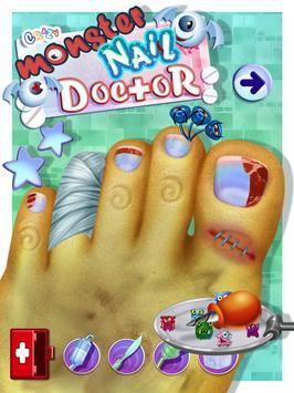 Crazy Monster Toe Nail Doctor screenshot 7