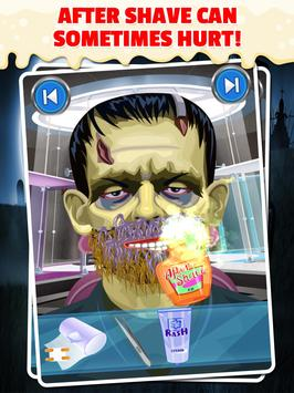 The Scary Super Spooky Shaving Salon Free screenshot 1