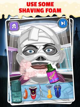 The Scary Super Spooky Shaving Salon Free screenshot 5