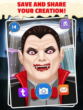 The Scary Super Spooky Shaving Salon Free screenshot 7