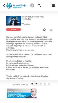 AE Aprendizaje Hipermedia apk screenshot