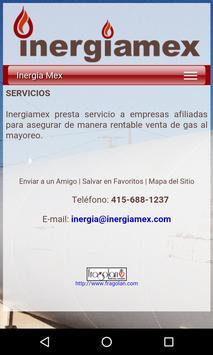 Inergiamex screenshot 4