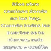 Frases Cristianas Lindas icon