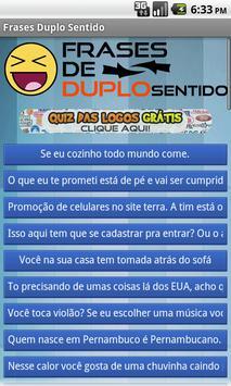Frases de Duplo Sentido poster