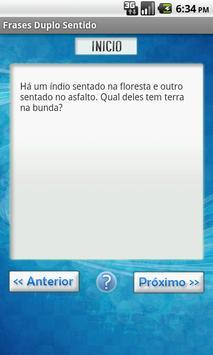 Frases de Duplo Sentido apk screenshot
