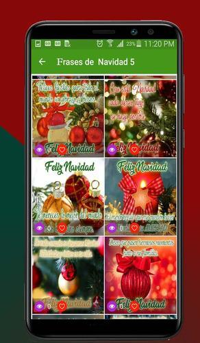 Frases De Navidad для андроид скачать Apk