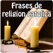 Frases de religion catolica icon
