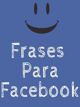 Frases Para Facebook poster