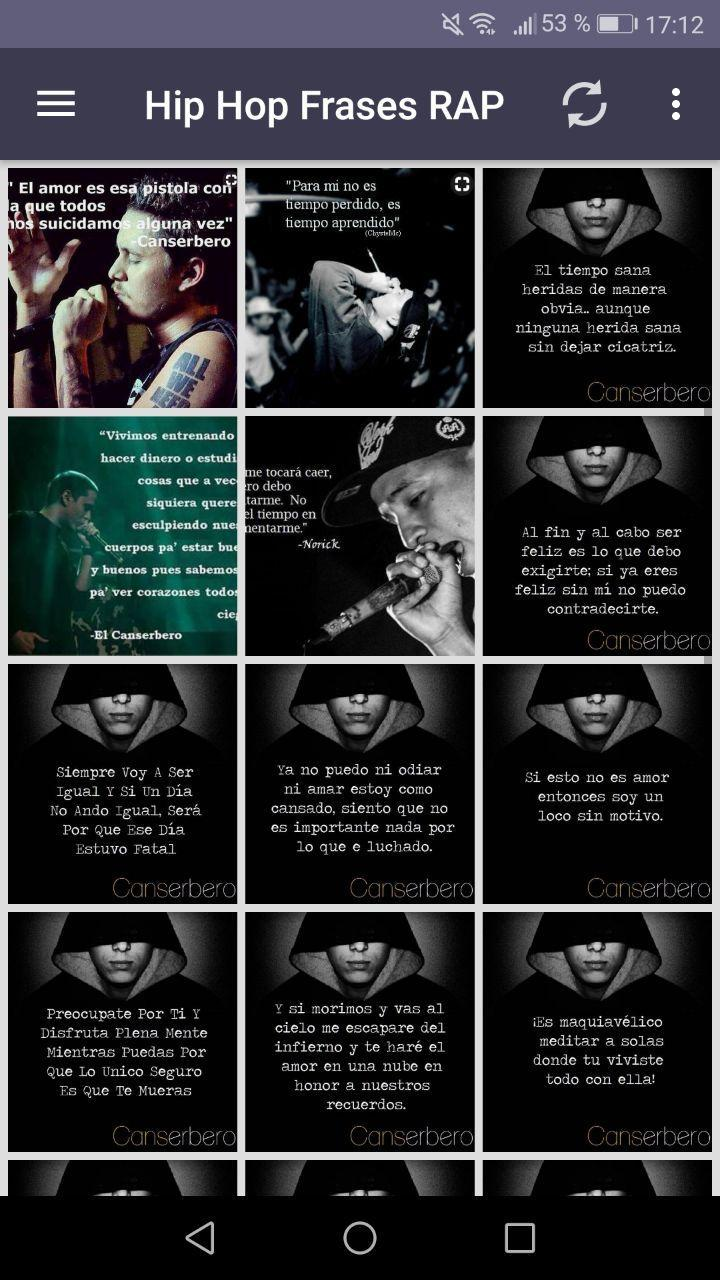 Frases Rap Hip Hop For Android Apk Download