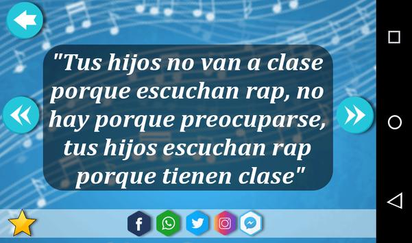 Frases rap 2017 apk download free entertainment app for android frases rap 2017 apk screenshot altavistaventures Choice Image