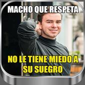 Frases Macho Que Se Respeta icon
