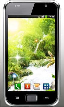 Waterfall Sunny Spring screenshot 3