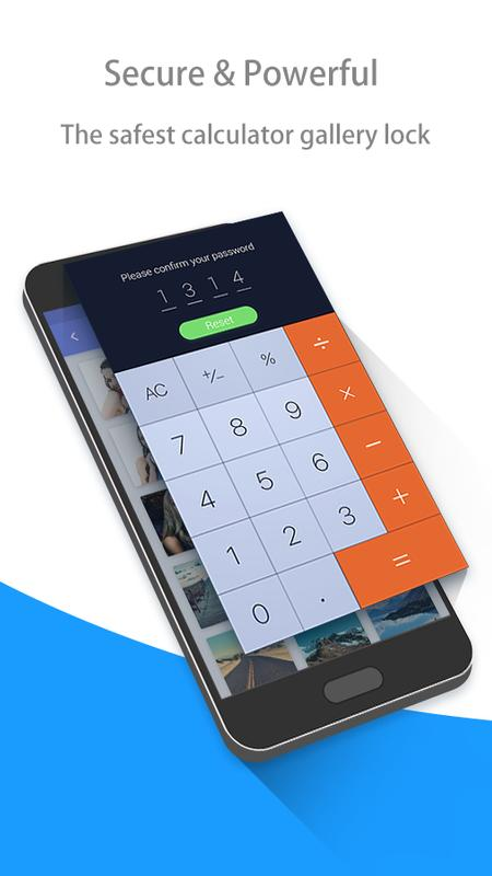 Smart gallery lock for android free download