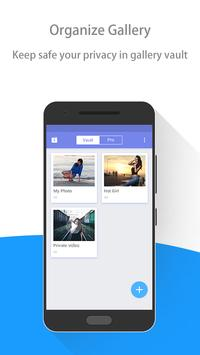 Gallery Lock - Lock Photos &  Hide Videos apk screenshot