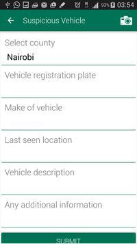 Usalama Kenya screenshot 4