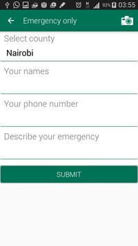 Usalama Kenya screenshot 5
