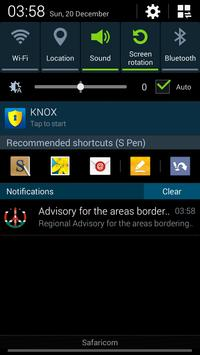 Usalama Kenya screenshot 7