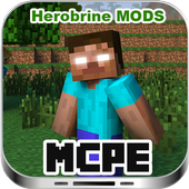 Herobrine MODS For MCPE icon