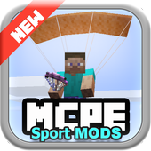 Sport MODS For MCPE icon