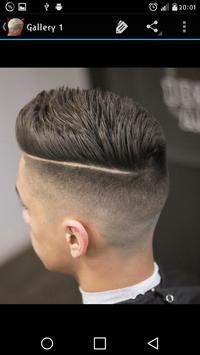 Mens Hairstyles poster