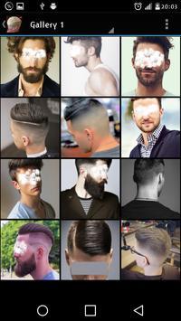 Mens Hairstyles apk screenshot