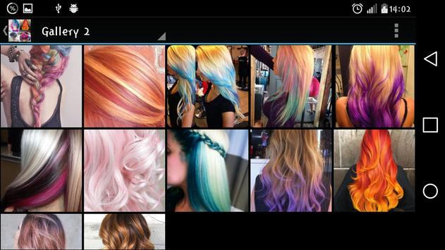 Hair Color apk screenshot