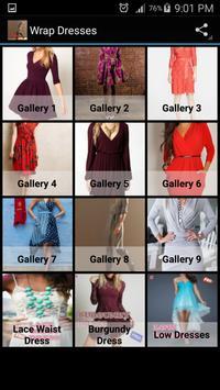 Wrap  Dresses apk screenshot