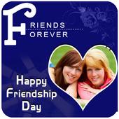 Friendship Day Photo frame icon