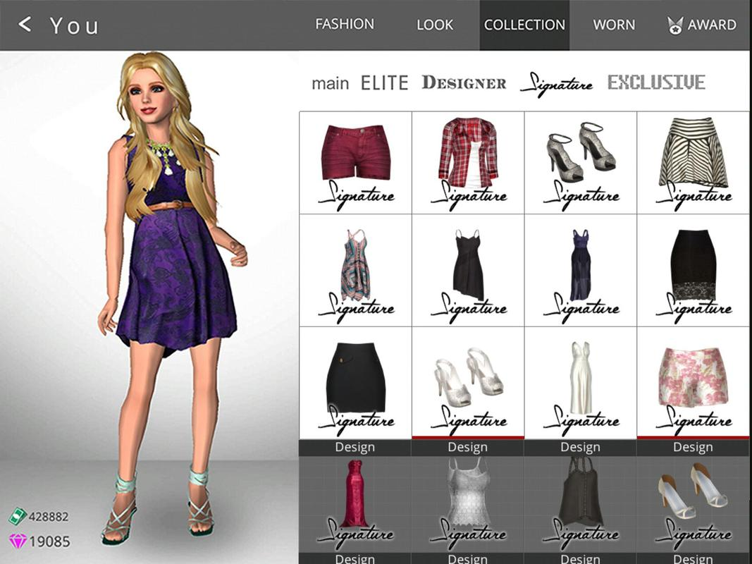 Fashion Empire Boutique Sim Apk Download Free Role Playing Game For Android