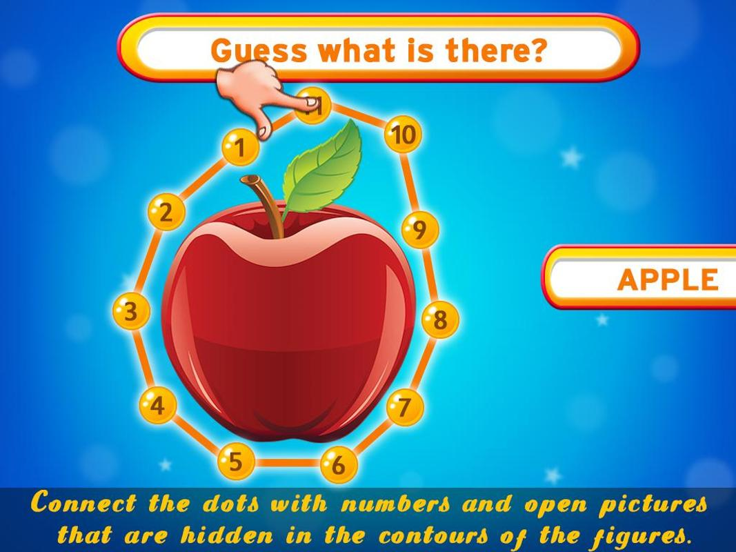 Connect the dots - Fun Puzzle Learning activities for Android - APK ...