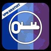 VPN proxy master France icon