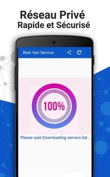 VPN proxy master France screenshot 6
