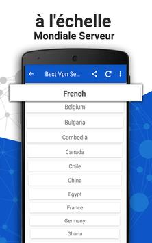 VPN proxy master France screenshot 3