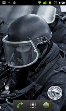 french gign live wallpaper apk screenshot