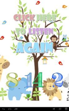 italy number memory game screenshot 3