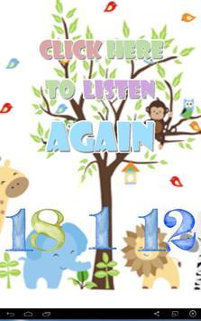 italy number memory game screenshot 1